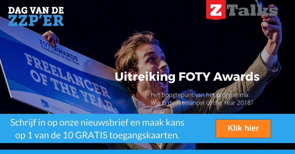 ZTalks partner Foty Awards
