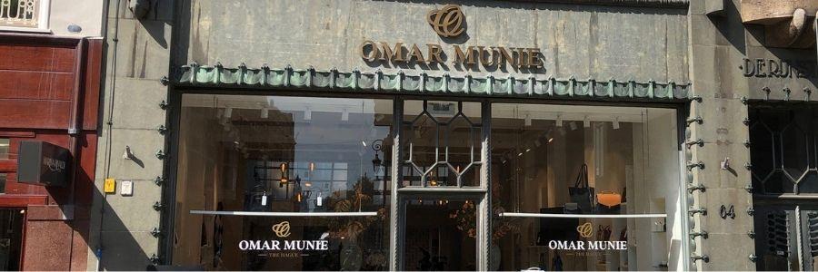 Winkel Noordeinde Omar Munie